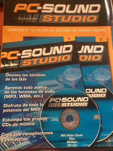 PC-Sound Studio